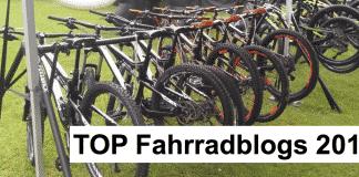 TOP Fahrradblogs 2016