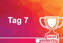 Tag 7 meiner BeatYesterday Challenge