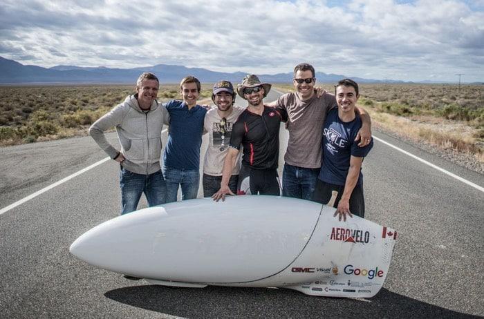 Eta von AeroVelo und das Team dahinter