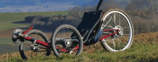 Velomo Hi-Trike GTI