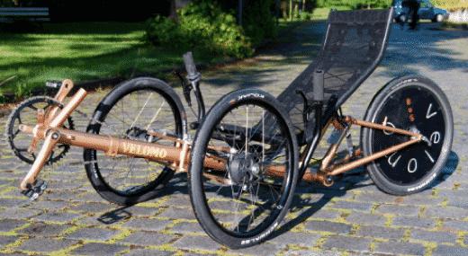 Velomo Hi-Trike GX