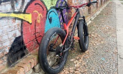 Fatbike Canyon Dude CF 9.0 Tuning