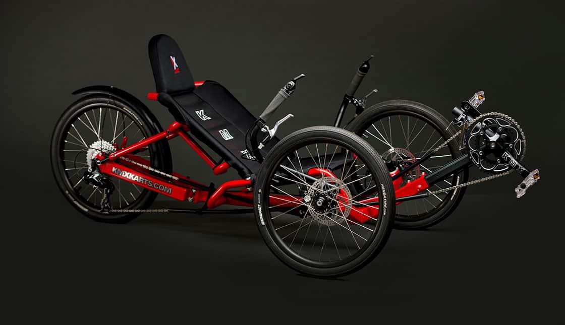 KMX Koyote Trike