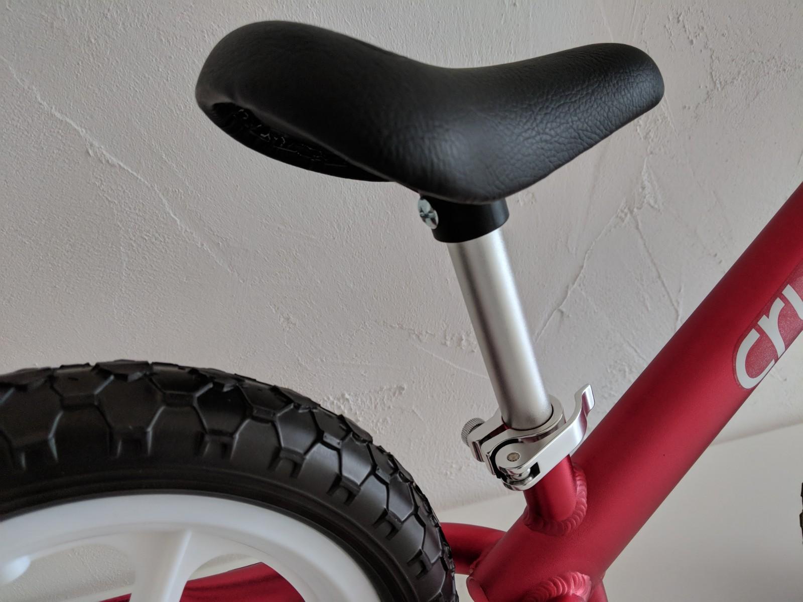 Cruzee Laufrad mit Schnellspanner