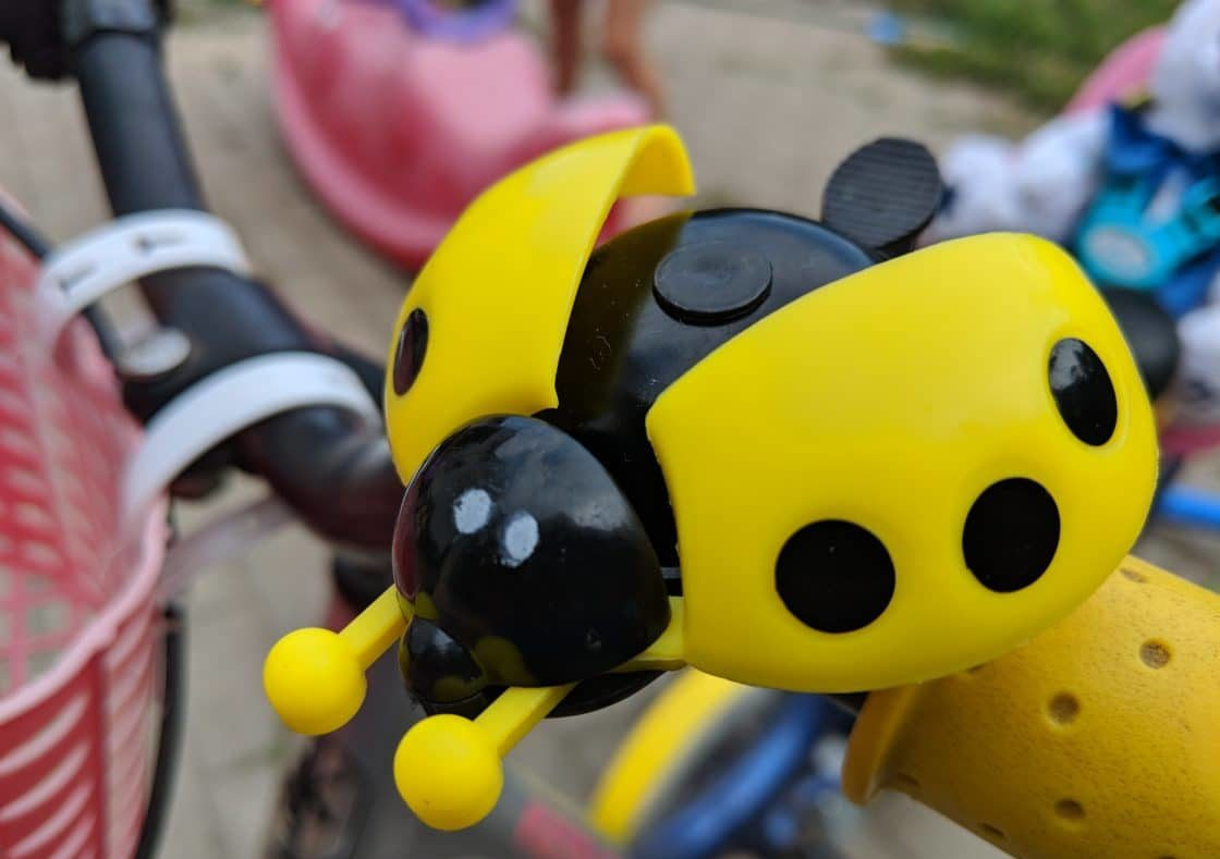 Fahrradklingel für Kinder