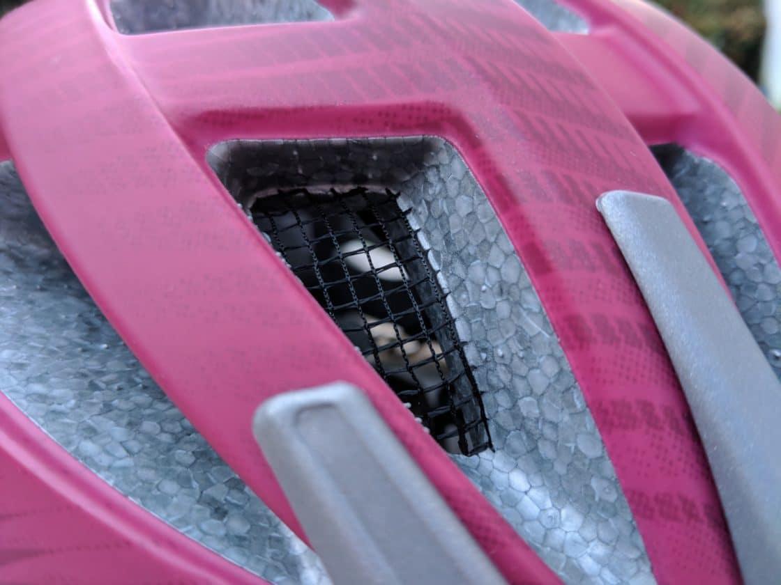 uvex insektenschutz im Helm