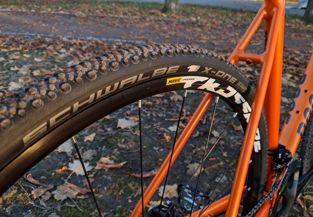 Schwalbe X-ONE Allround Cross-Reifen