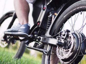 E-Bike Motoren und Akku