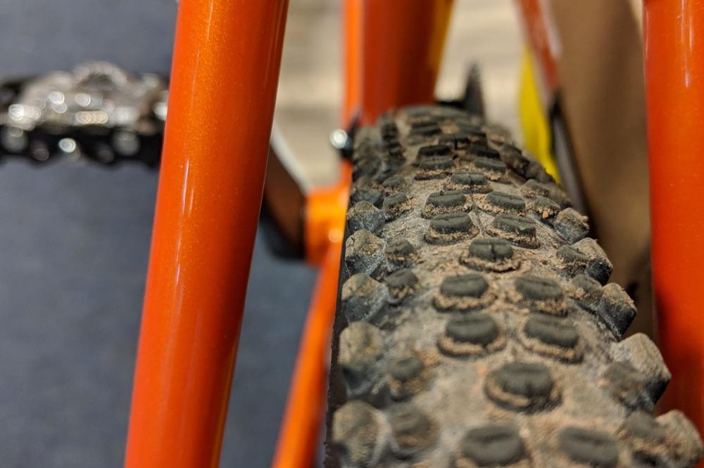 Schwalbe X-One Reifen im Test am ROSE ProCross Cyclocross