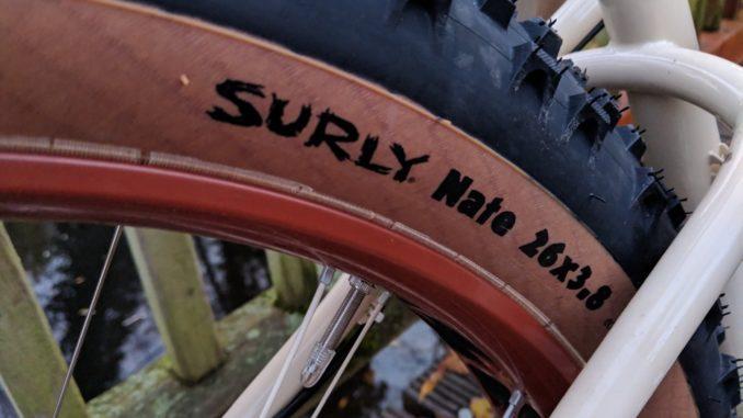 Surly Nate 3.8 Fatbike Reifen Test