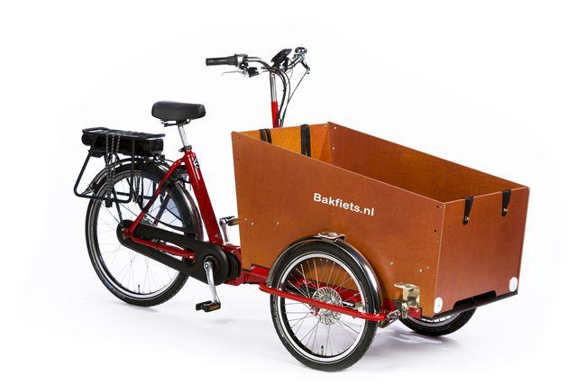 Bakfiets CargoTrike E-Classic