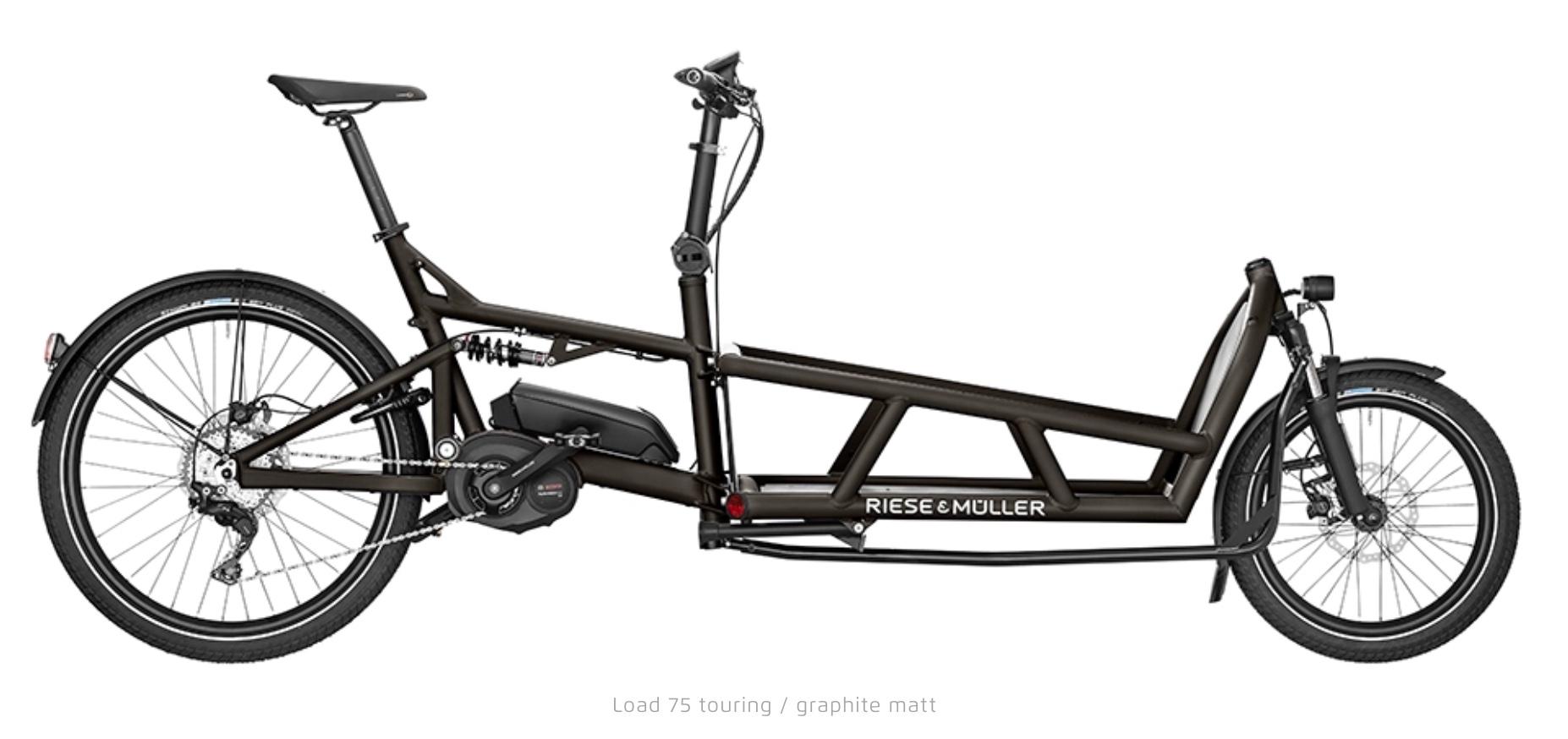 Riese & Müller Load 75 E-Bike
