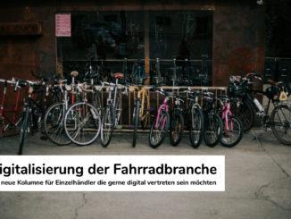 Digitalisierung der Fahrradbranche
