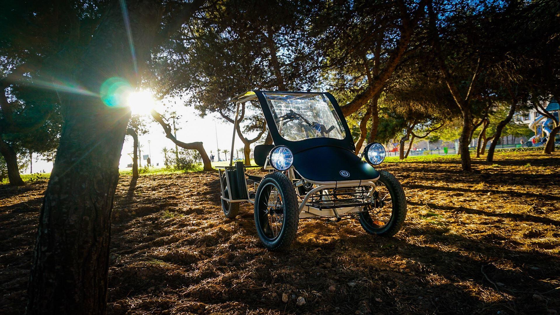 DUO MOKE Cargobike