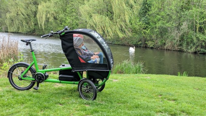 chike e-Kids Test: Lastenrad für die Familie › 🥇 Tests + ...