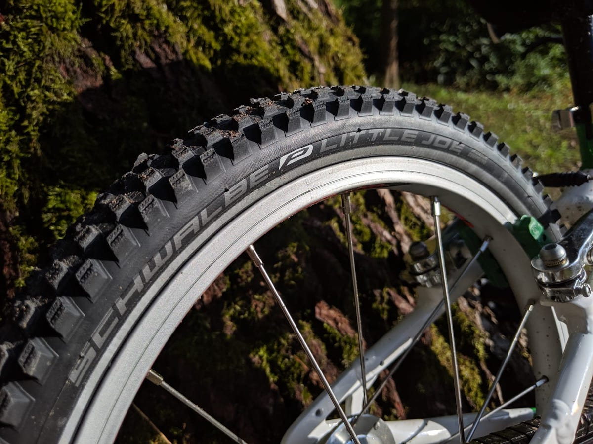 Schwalbe Little Joe am woom 3
