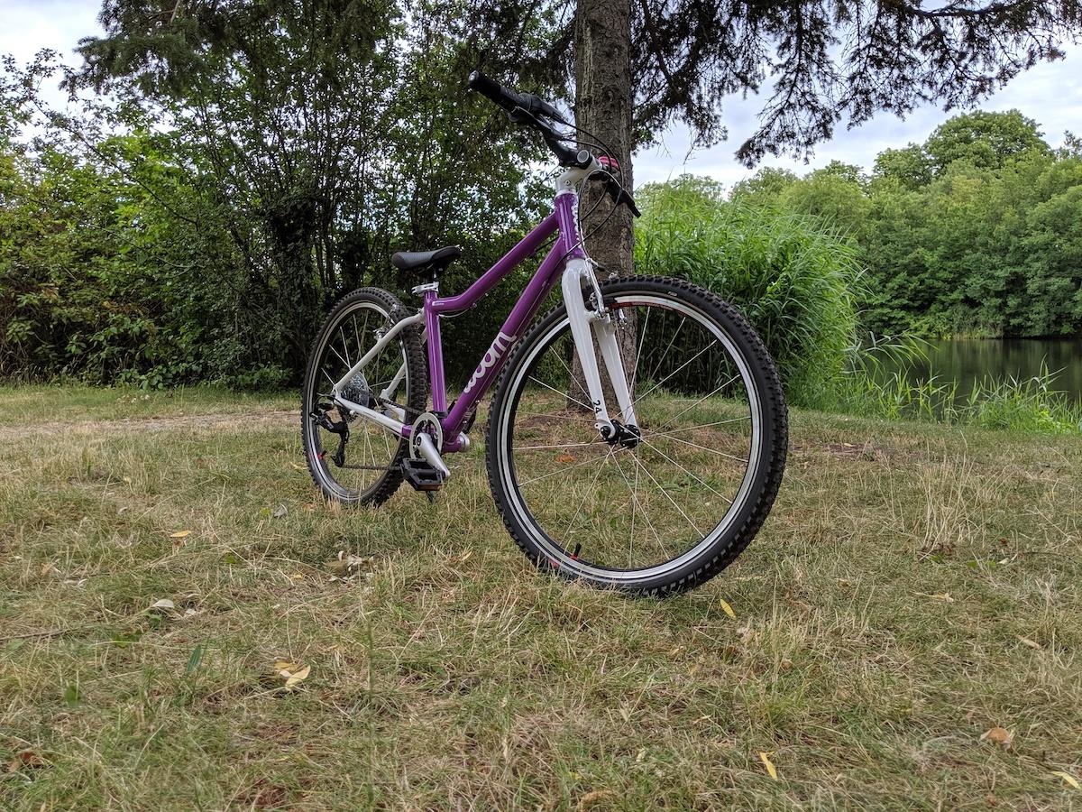 woom 5 Test Bike