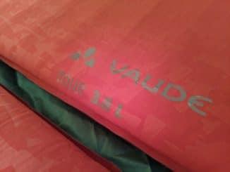 VAUDE Tour 3.8 L Isomatte im Test